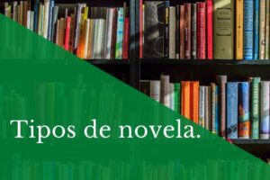 Tipos de novelas.