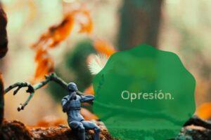 Opresión.
